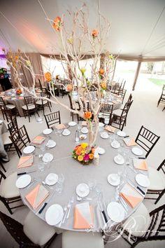Memories - Stunning Vibrant Tent Wedding {Wedding Flowers Decor Toronto} - Wedding Decor Toronto Rachel A. Clingen Wedding & Event Design