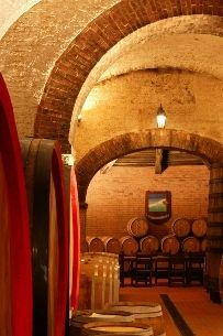 *Ageing of Vino Nobile at Tenuta Valdipiatta winery in Montepulciano Tuscany