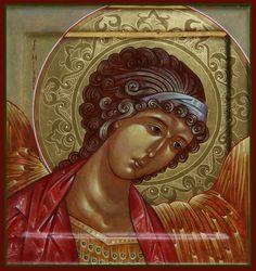 St. Michael - złocenie
