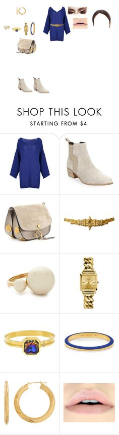 Casual Outfit by helena94-1 on Polyvore featuring Boohoo, Pierre Hardy, Everlasting Gold, GUESS, Henri Bendel, Kate Spade, Steve Madden, Judith Leiber and polyvorefashion