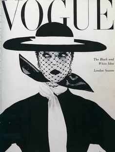 Audrey Withers by Irving Penn for Vogue 1950