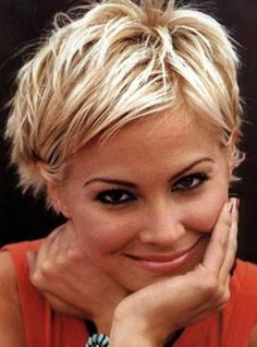 New Short Blonde Hairstyles 2013 – 2014