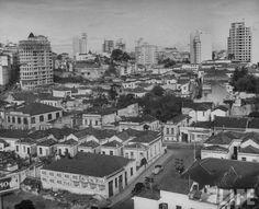 Rua Santo Antonio anos 40