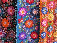 """Visiting Cuzco: Peruvian Embroideries & Textiles"" by Maira Jimena, an award-winning fashion designer based in Lima, Peru."