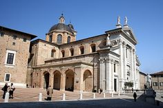https://flic.kr/p/c72Ymh | Urbino. Duomo | Urbino. Duomo