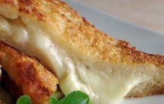 Mozzarella in Carrozza #gioiaincucina #isecondidigioia #lericettedigioia #buonacenadagioia