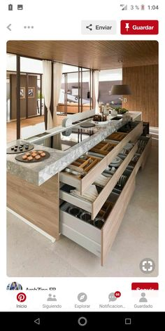 how and where to put an ikea central island in the kitchen… # Küche ikea Modern . - how and where to put an ikea central island in the kitchen… # Küche ikea Modern Resume Template - House Design, Luxury Kitchen Decor, Kitchen Remodel, Kitchen Decor, Luxury Kitchen, Kitchen Island Decor, Interior Design Kitchen Small, Kitchen Island Design, Kitchen Design