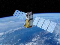 Galileo satelliitti (taiteilijan näkemys). Kuva: ESA.