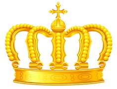 Gold Crown PNG Clipart                                                                                                                                                                                 Más