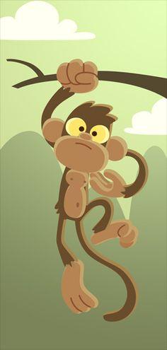 Monkey by *MisteryCat on deviantART