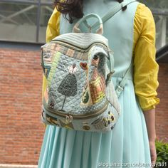 (艾米果原创)fashion秀-小关双肩套包