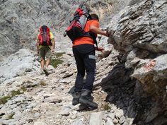 Knackige Passagen Hiking Boots, Backpacks, Walking Boots, Women's Backpack, Backpack, Backpacker, Satchel, Hiking Shoes