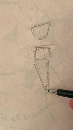 Human Figure Sketches, Human Figure Drawing, Body Sketches, Figure Sketching, Art Drawings Sketches Simple, Drawing Body Proportions, Drawing Body Poses, Body Reference Drawing, Art Reference Poses