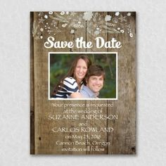 Occasions to Blog: Tropical Save the Date Cards (Card Link - http://occasionsinprint.carlsoncraft.com/Wedding/Save-the-Dates/3254-TWSSD33647-Seaside-Delight--Save-the-Date.pro)