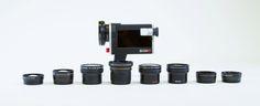 Lumenati CS1 - smartcase that turns #iPhone into a classic cinema camera form www.motionvfx.com/B4161 #VideoEditing #FCPX  #Lumenati