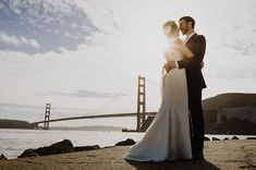 First look next to the Golden Gate Bridge