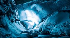 For The First Time, Scientists Have Captured 'Alien Ice' Crystallising on Earth