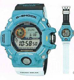 G-Shock GW-9402KJ-2JR Rangeman - watches, military, black, hublot, fossil, military watch *ad