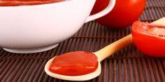 SÓPRODUTOS NATURAIS BRASIL: ketchup caseiro