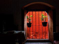 A nun's door