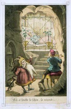 Franz Wiedemann, Fünfundzwanzig Lieblingskapitel für brave Kinder (1862) Ills by Gustav Süs