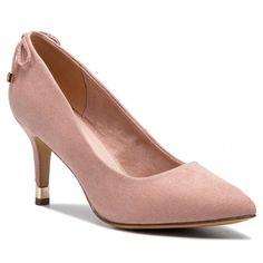 Tacón de aguja JENNY FAIRY - LS4351-01 Rosa Liu Jo, Clarks, Tommy Hilfiger, Peeps, Peep Toe, Shoes, Fashion, Pink, Heels