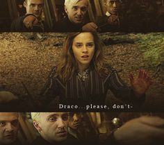 dramione And he SO would have listened! Harry Potter Puns, Harry Potter Ships, Harry Potter Tattoos, Harry Potter Anime, Harry Potter Love, Harry Potter Universal, Harry Potter World, Harry Potter Draco Malfoy, Harry Potter Hermione