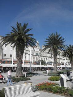 Split, Croatia as part of Travel Blogger Tell All - Roshan's Ramblings #travel #blogger #interview #split #croatia