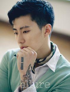 Jay Park in 'Modern Times' for allure Magazine [PHOTOS] : Photos : KpopStarz