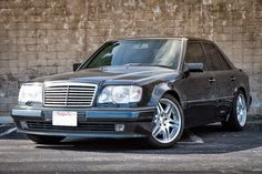 BENZTUNING | The Largest Photo Collection of Mercedes-Benz: Mercedes-Benz W124 E500 BRABUS Style