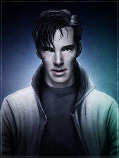 i'll just put this on my Sherlock board since its Benedict. i love fanart