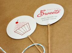 bake sale packaging ideas | Whisker Graphics - Bake Sale Packaging