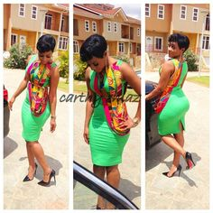 The best of ankara fashion styles to rock in a weekend like this, look marvelous, stunning and beautiful in your favorite African fashion fabric this weekend African Inspired Fashion, African Print Fashion, Fashion Prints, Ankara Fashion, Fashion Styles, African Attire, African Wear, African Women, African Style