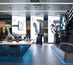 Alienware flagship store by Gramco, Chongqing – China » Retail Design Blog