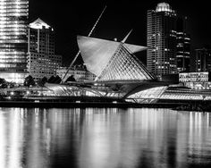 Milwaukee Photography Calatrava Milwaukee by RawPerspectivePhoto
