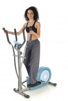 Anelliptical machineis just one of the stationary workout tools thatoffernumerous benefits. What's more, thisworkoutequipment avoids extreme strain on the joints, while working on the lower and upper body parts.The tool looks similar to a treadmill and gives you the impression of running or walking. In addition, it comes with supportive foot plates, which support your feet duringthe workout.