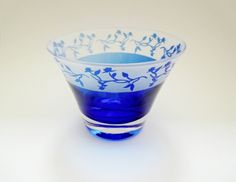 青の内被せグラス - タイプA - - pace