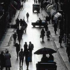 Roma - Via Condotti (Ferdinando Scianna 1983)