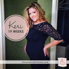 See what Real Mom Blogger Keri (19 weeks pregnant) has to say about her 1st pregnancy!