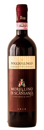 Morellino di Scansano Poggio Lungo - Red wine from Tuscany's Maremma