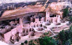 Cliff Palace Mesa Verde National Park, Colorado