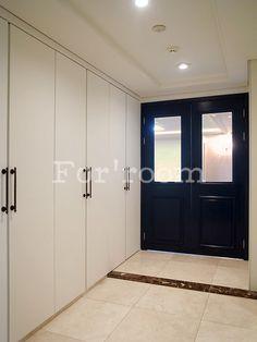 Apartment Home interior design. designed by For'room