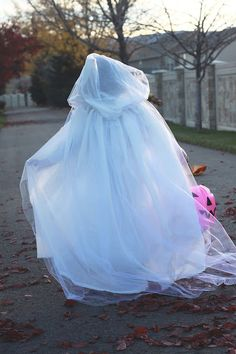 do it yourself divas: DIY Ghost Costume