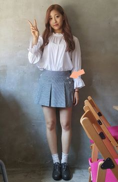 Lovelyz for OLIVE DES OLIVE Clothing (4p)