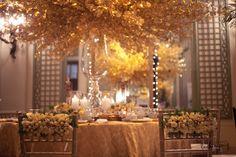 """Decoración de mesas para casamiento por los mejores ambientadores del país en el """"Té por la educación"""""""