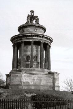 Burns Monument, Edinburgh #RobertBurns #BurnsNight