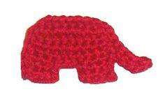 Crochet Elephant - Tutorial
