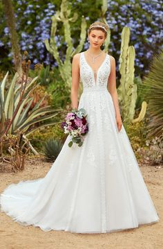 We offer a wide variety of bridal gowns designers including Mori Lee, Pronovias, Eddy K, Maggie Sottero, Kitty Chen and many more! Check out our dresses! Chiffon Wedding Gowns, Tea Length Wedding Dress, Wedding Dresses Plus Size, Best Wedding Dresses, Bridal Dresses, Camouflage Wedding, Bride Gowns, Kenya, Chen