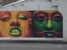 Jefferson Park Chi-town Jefferson Park, Street Art, Chicago, Sweet, Painting, Candy, Painting Art, Paintings, Painted Canvas