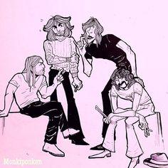 monkiponken: Cigarette Break 🚬 - Have A Cigar Best Of Pink Floyd, Pink Floyd Art, Musica Punk, Sing Me To Sleep, Joe Strummer, Psychedelic Music, Good Daddy, Roger Waters, Manga Cute